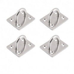FYTRONDY Screws Mount Stainless Steel Ceiling Hook Hanger